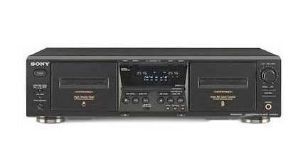 sony tc-we475 双卡单录音卡座