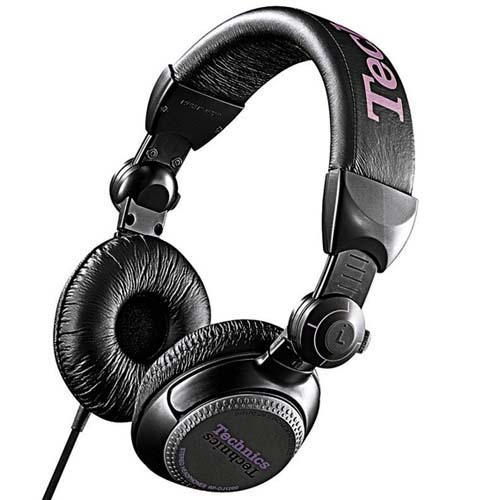 dj专用耳机_TECHNICS RP-DJ1200 监听耳机-产品展示-广州韵信音视有限公司